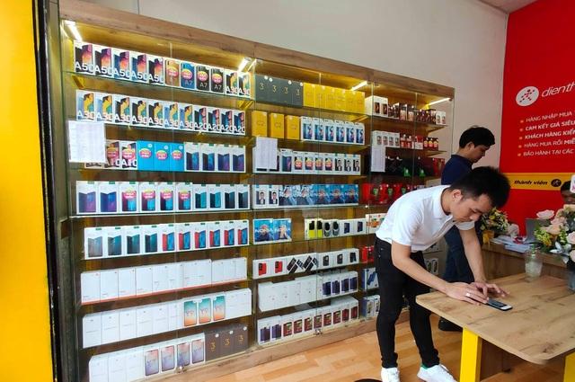 Cửa hàng Điện thoại Siêu rẻ: Mở ra chỉ để bán! - 1