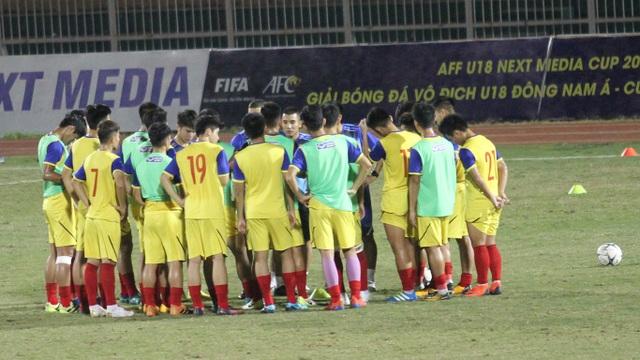 Hòa U18 Thái Lan, U18 Việt Nam mong manh cơ hội đi tiếp - 2