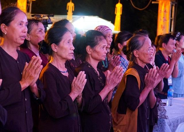 Hình ảnh xúc động trong lễ Vu Lan báo hiếu ở chùa Kim Sơn Lạc Hồng - 2