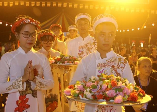 Hình ảnh xúc động trong lễ Vu Lan báo hiếu ở chùa Kim Sơn Lạc Hồng - 3