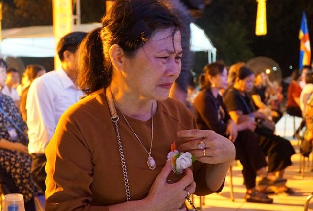Hình ảnh xúc động trong lễ Vu Lan báo hiếu ở chùa Kim Sơn Lạc Hồng - 5