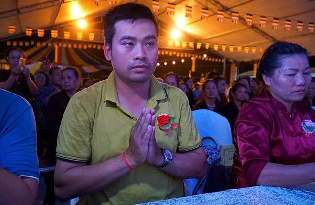 Hình ảnh xúc động trong lễ Vu Lan báo hiếu ở chùa Kim Sơn Lạc Hồng - 8