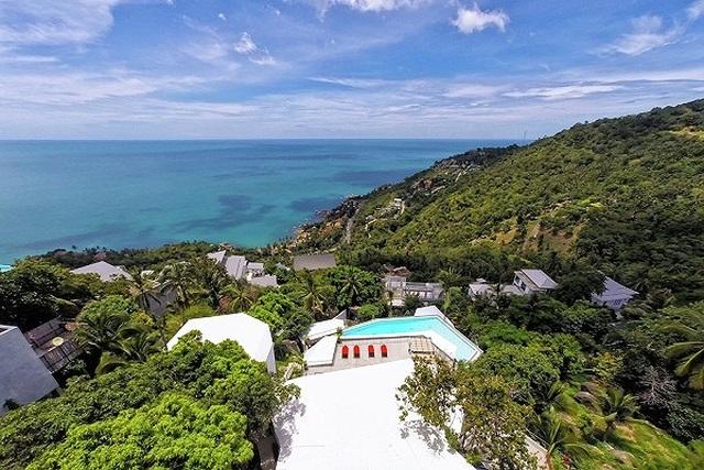 Ngắm khu biệt thự chênh vênh bên vách đá nhìn ra biển tuyệt đẹp - 4