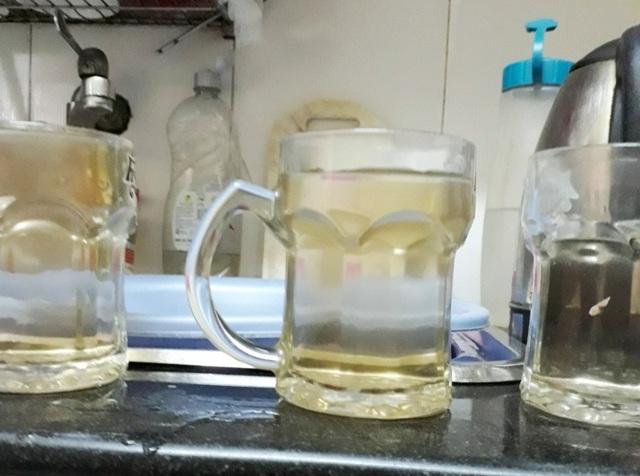 Nước máy bỗng chuyển màu vàng đục và hôi bất thường tại TP Huế! - 3