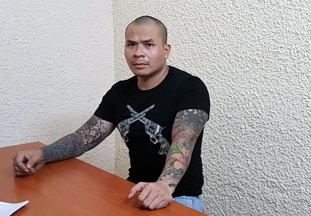 """Hà Nội: Quang """"Rambo"""" bị khởi tố - 1"""