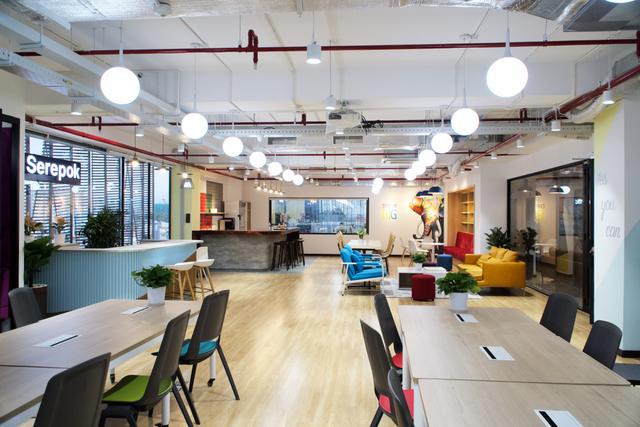 Serepok khai trương Coworking Space với quy mô 2500 m2 tại trung tâm quận 1. - 3