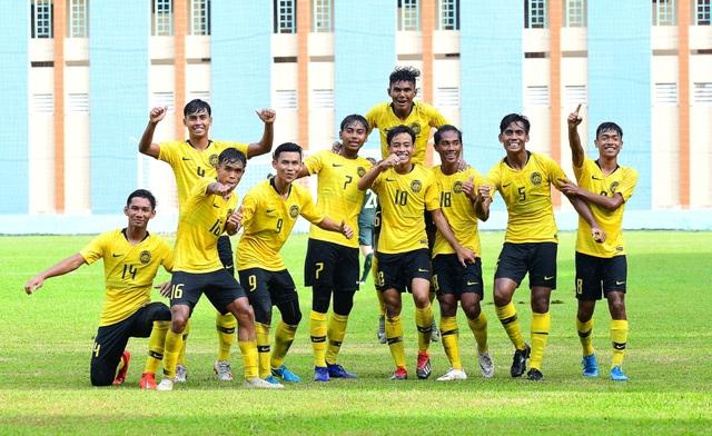 U18 Malaysia gây sốc nặng khi thắng đậm Australia tại giải Đông Nam Á - 2