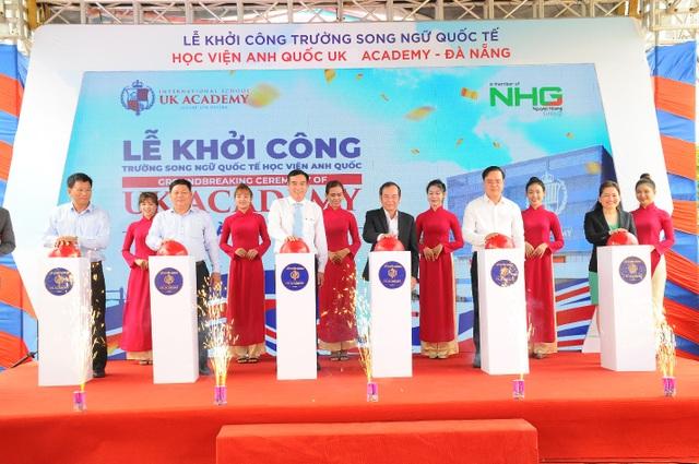 Khởi công Trường Song ngữ Quốc tế Học viện Anh Quốc tại Đà Nẵng - 1