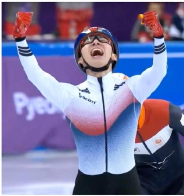 Mắc bê bối tụt quần đồng đội, nhà vô địch trượt băng Hàn Quốc bị cấm thi đấu 1 năm - 1
