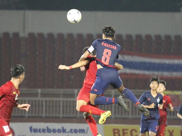 Hòa U18 Thái Lan, U18 Việt Nam mong manh cơ hội đi tiếp - 19