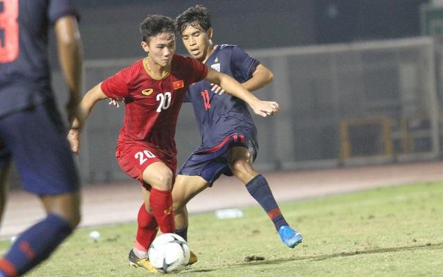 HLV Hoàng Anh Tuấn thất vọng sau trận hòa U18 Thái Lan - 2