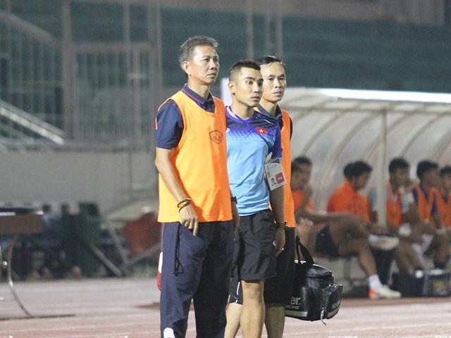 Hòa U18 Thái Lan, U18 Việt Nam mong manh cơ hội đi tiếp - 18