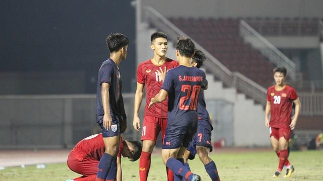 Hòa U18 Thái Lan, U18 Việt Nam mong manh cơ hội đi tiếp - 12