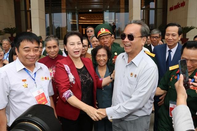 """Bộ trưởng Đào Ngọc Dung: """"Trên 4.600 thương binh, liệt sĩ được công nhận nhờ Quyết định 408…"""" - 1"""