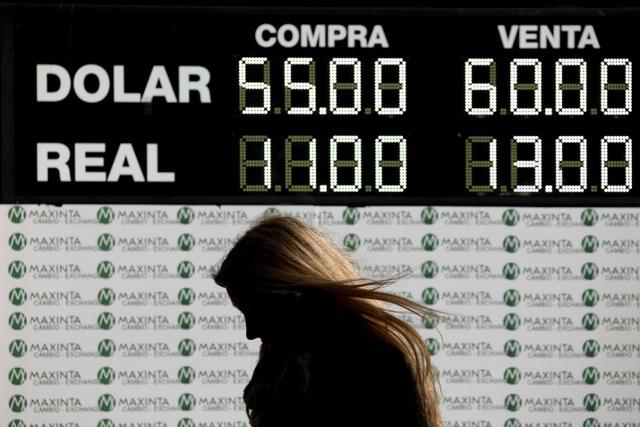Argentina trước bờ vực của một cuộc khủng hoảng tài chính - 1