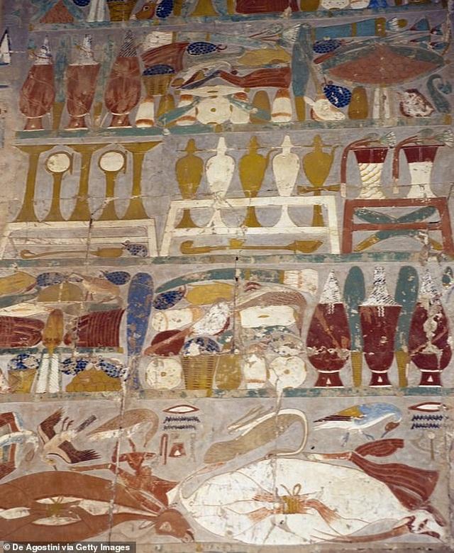Tìm ra hương nước hoa của nữ hoàng Ai Cập Cleopatra - 3