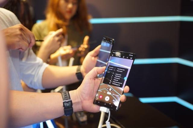 Galaxy Note10 chính thức ra mắt tại Việt Nam, giá 22,9 triệu đồng - 4
