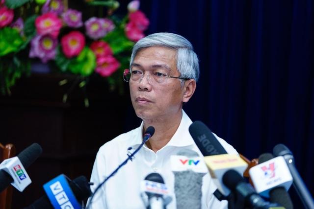 TPHCM công bố kế hoạch khắc phục sai phạm tại Thủ Thiêm - 1