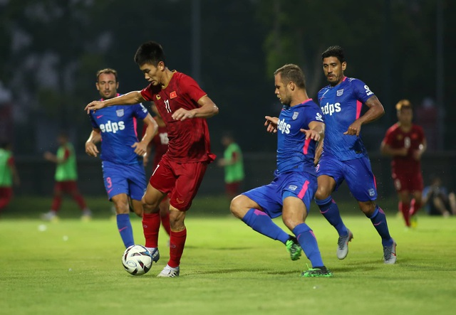 Martin Lo ghi bàn, U22 Việt Nam thắng dễ Kitchee - Ảnh minh hoạ 5