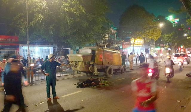 TPHCM:Một đêm 3 người chết vì tai nạn giao thông - 1