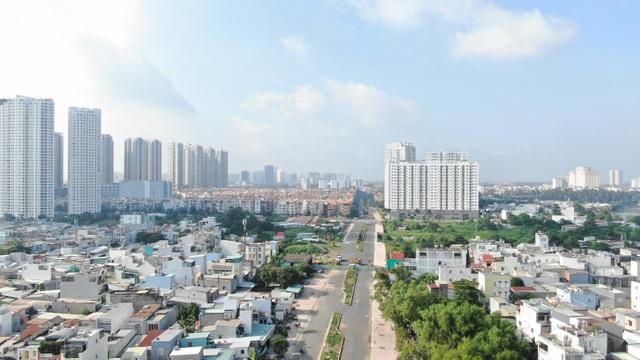 Bất động sản Nam Sài Gòn lại sốt trước thông tin sắp xây cầu Nguyễn Khoái - 1