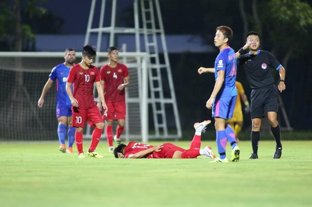 Martin Lo ghi bàn, U22 Việt Nam thắng dễ Kitchee - Ảnh minh hoạ 3