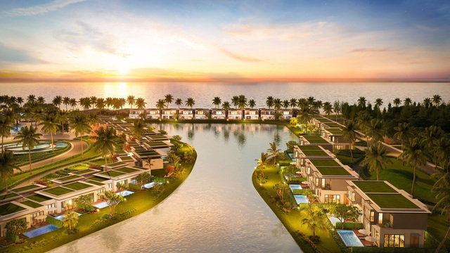 """Biệt thự Mövenpick Resort Waverly Phú Quốc: """"Thiên đường"""" ngay giữa đời thực - 1"""