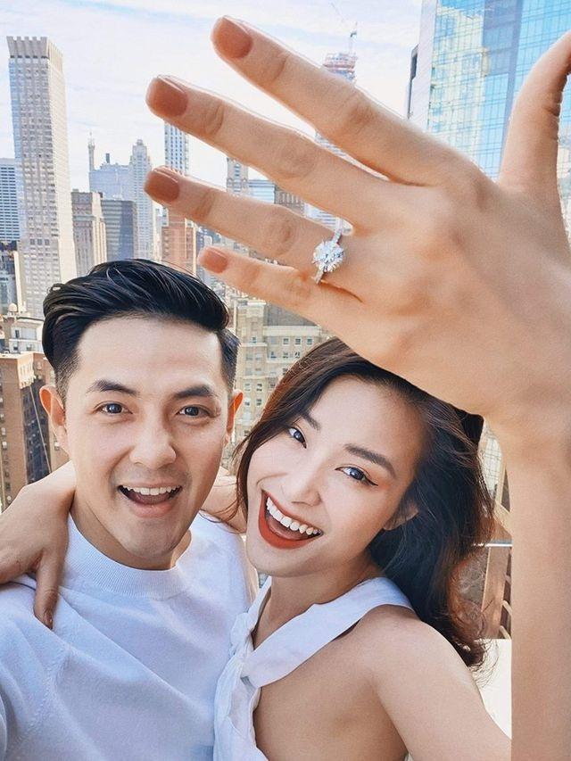 Lộ ảnh cưới của ca sĩ Đông Nhi và Ông Cao Thắng - 2