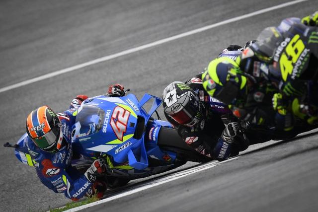 Chặng 11 MotoGP 2019: Dovizioso có chiến thắng nghẹt thở trước Marquez - 9