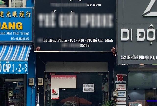 Cửa hàng di động nhỏ liên tục đóng cửa: Thà đi làm thuê còn hơn! - 1