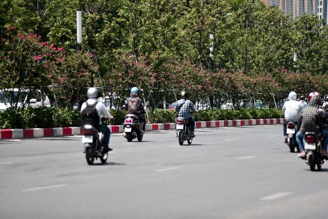 Con đường hoa tường vi nở hồng lãng mạn ở Hà Nội - 11