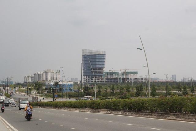 Hôm nay TPHCM công bố kế hoạch khắc phục sai phạm tại Thủ Thiêm - 1