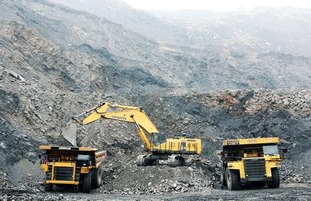Quy định mới về mức thu tiền cấp quyền khai thác khoáng sản - 1