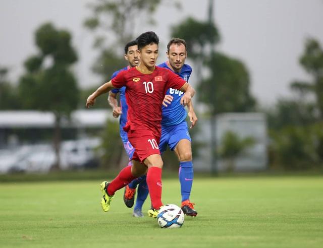 Martin Lo ghi bàn, U22 Việt Nam thắng dễ Kitchee - 1
