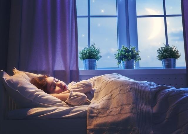 Khoa học cùng với bé: Vì sao chúng ta không ngã khỏi giường khi đang ngủ? - 1