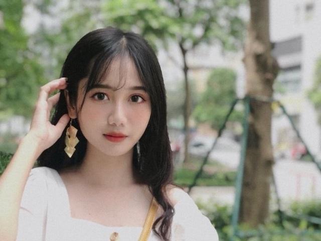 """Nữ sinh Lào Cai xinh đẹp, được ví như """"thiên thần ảnh thẻ"""" - 8"""