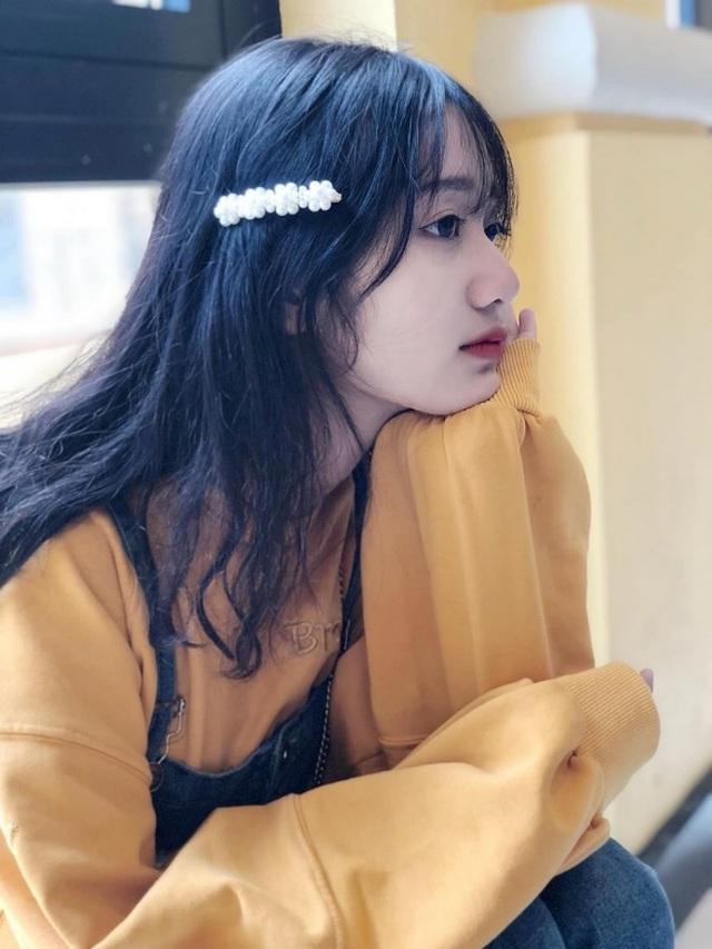 """Nữ sinh Lào Cai xinh đẹp, được ví như """"thiên thần ảnh thẻ"""" - 5"""