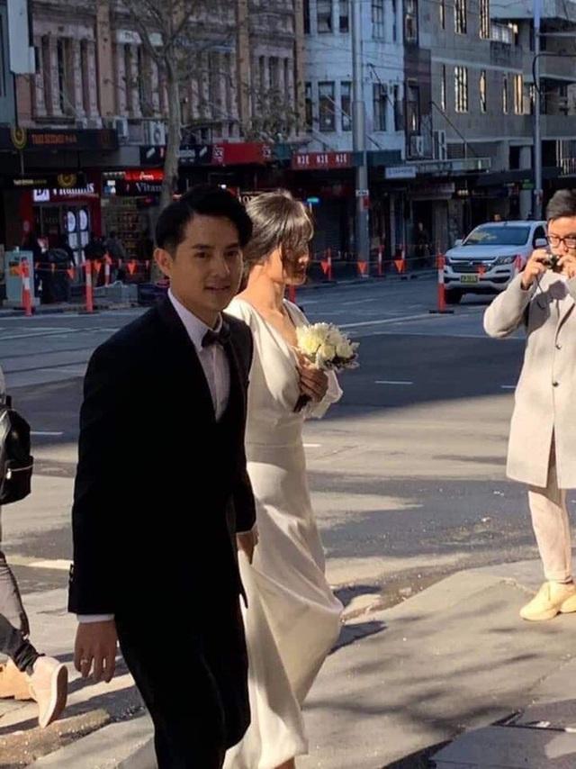 Lộ ảnh cưới của ca sĩ Đông Nhi và Ông Cao Thắng - 1