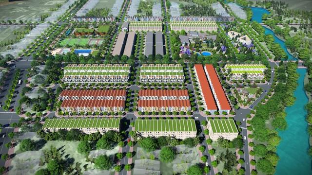 Bảo Lộc Golden City – Sổ hồng từng lô, công chứng sang tên ngay cho khách  hàng | Báo Dân trí