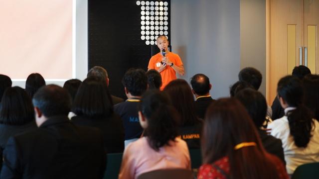 Tổng lãnh sự quán Thái Lan cùng hơn 30 doanh nghiệp ghé thăm Shopee Việt Nam - 3