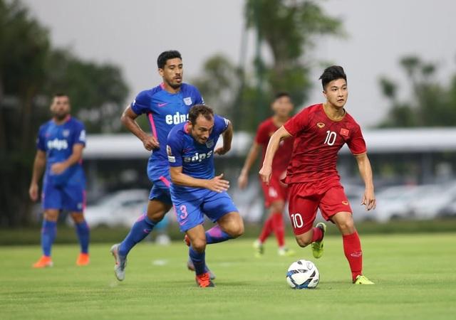 Martin Lo ghi bàn, U22 Việt Nam thắng dễ Kitchee - Ảnh minh hoạ 4