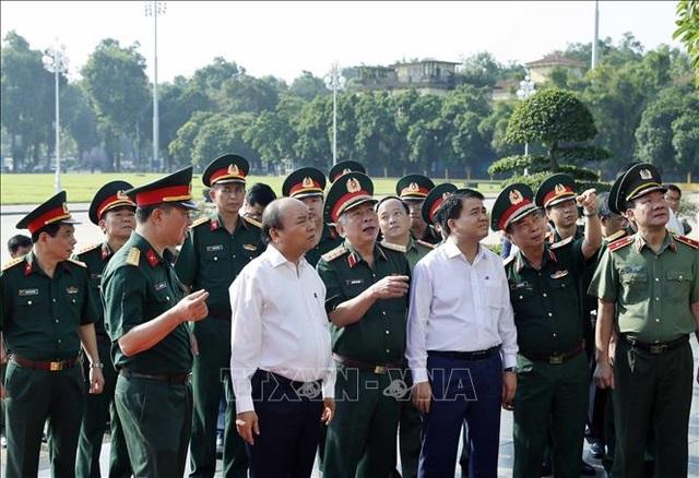 Thủ tướng nhấn mạnh ý nghĩa thiêng liêng của Lăng Chủ tịch Hồ Chí Minh - 2