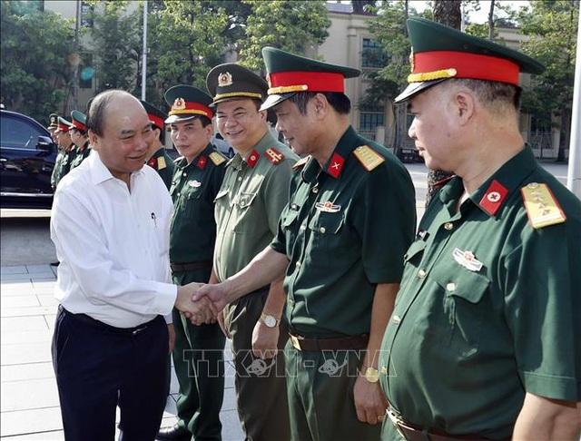 Thủ tướng nhấn mạnh ý nghĩa thiêng liêng của Lăng Chủ tịch Hồ Chí Minh - 3