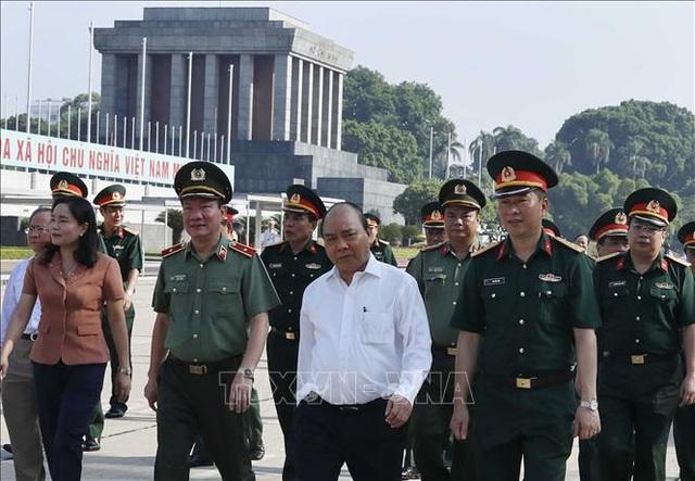 Thủ tướng nhấn mạnh ý nghĩa thiêng liêng của Lăng Chủ tịch Hồ Chí Minh - 1
