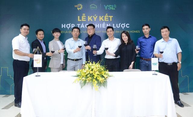 YSL Land chung sức đưa Green Homes đến với khách hàng - 3