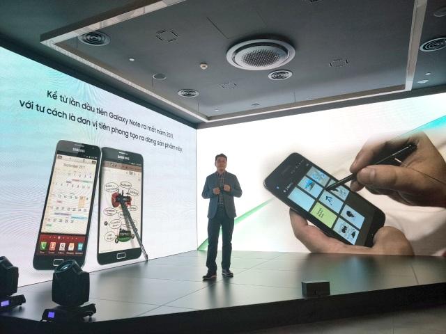 Galaxy Note10 chính thức ra mắt tại Việt Nam, giá 22,9 triệu đồng - 1