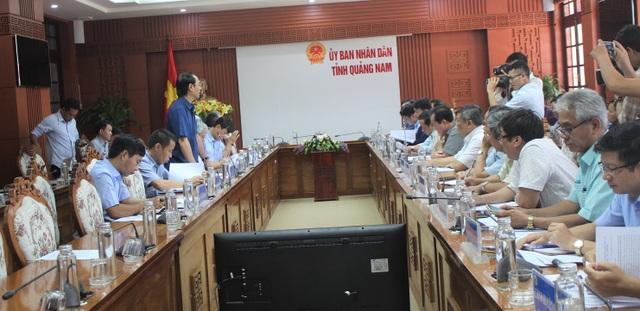 Khắc phục các tồn tại trên cao tốc Đà Nẵng - Quảng Ngãi