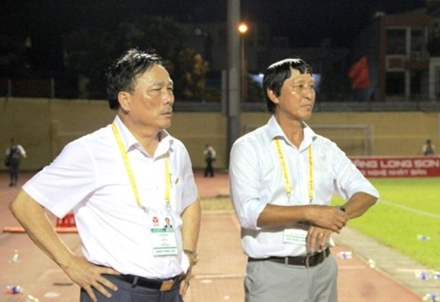 HLV Vũ Quang Bảo chia tay CLB Thanh Hóa sau 7 vòng đấu V-League 2019 - 1