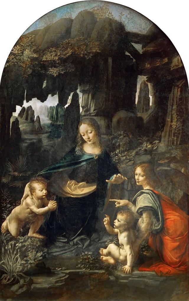 Leonardo da Vinci đổi ý giữa chừng khi thực hiện siêu phẩm hội họa - 4