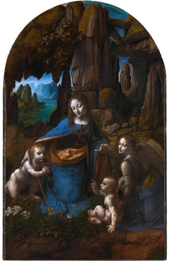 Leonardo da Vinci đổi ý giữa chừng khi thực hiện siêu phẩm hội họa - 1